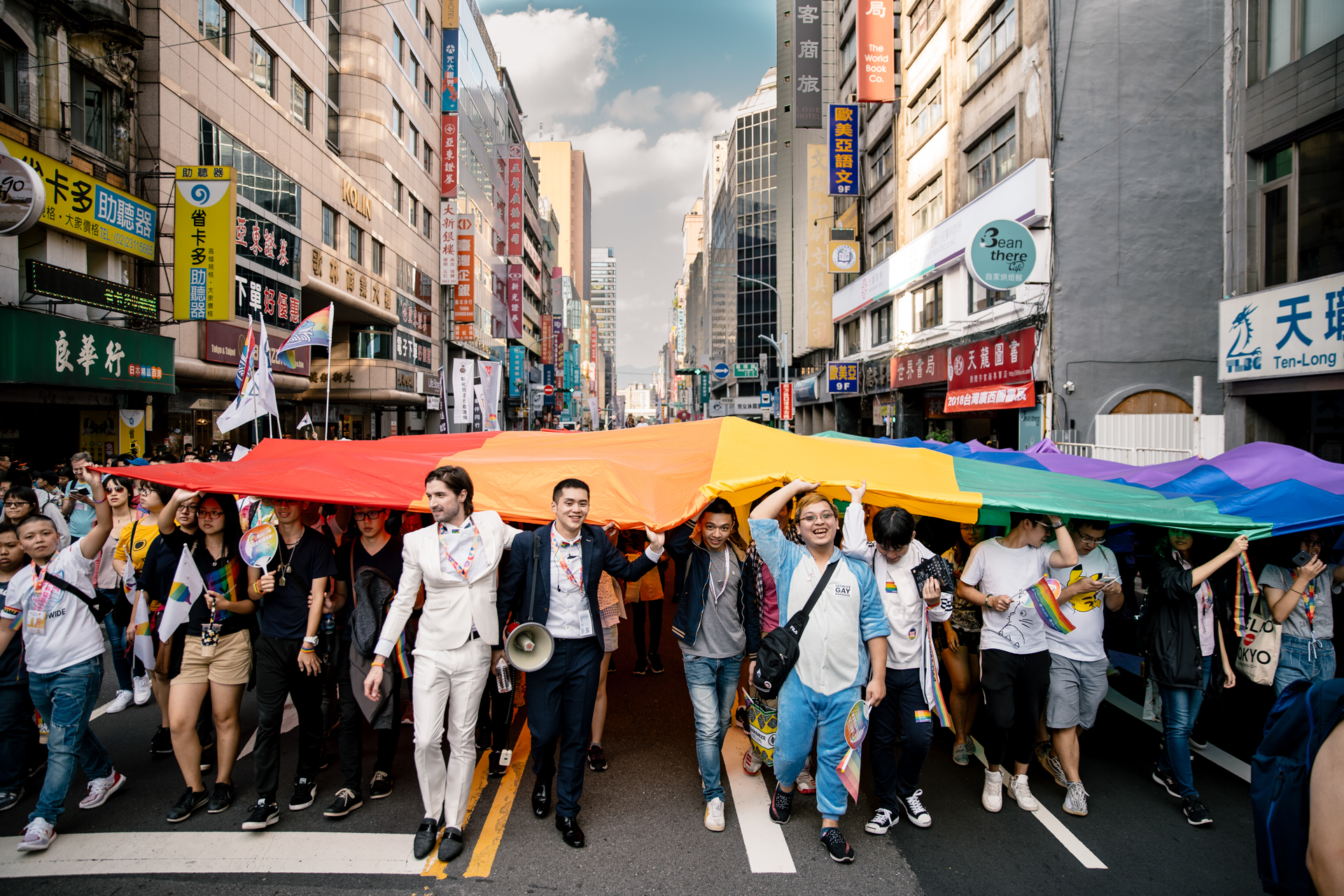 United Love: Documenting Pride in Asia