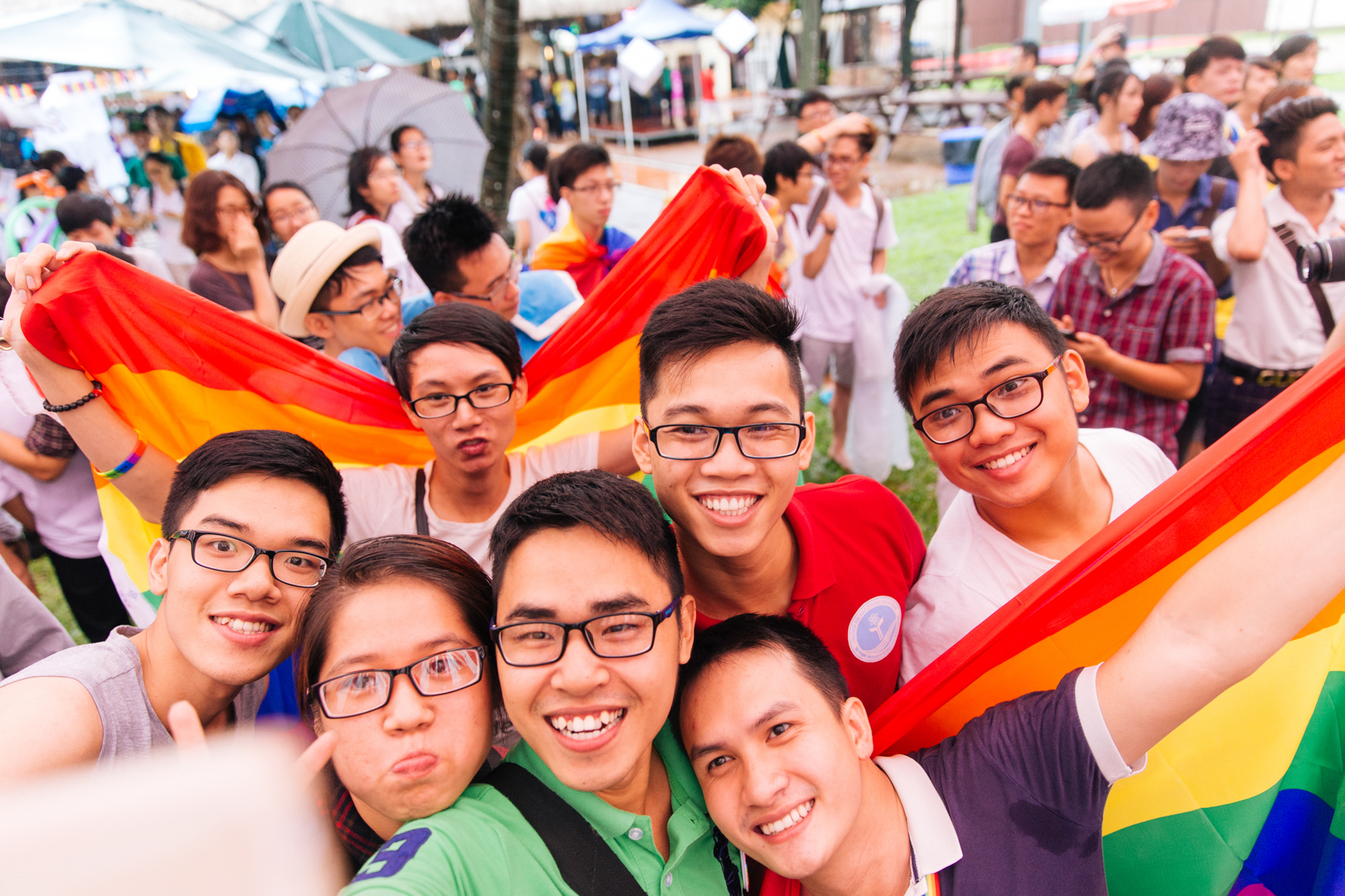 VietPride 2015, Hanoi, Vietnam (2015)
