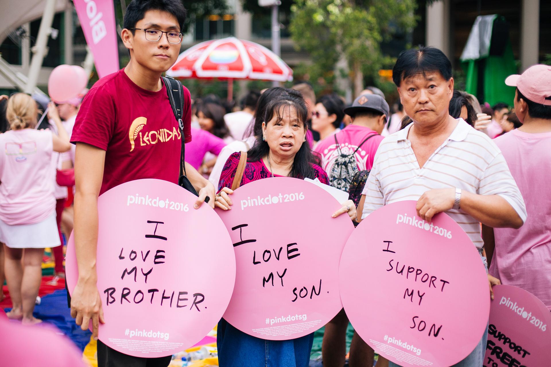 PinkDot Singapore 2016, Singapore (2016)