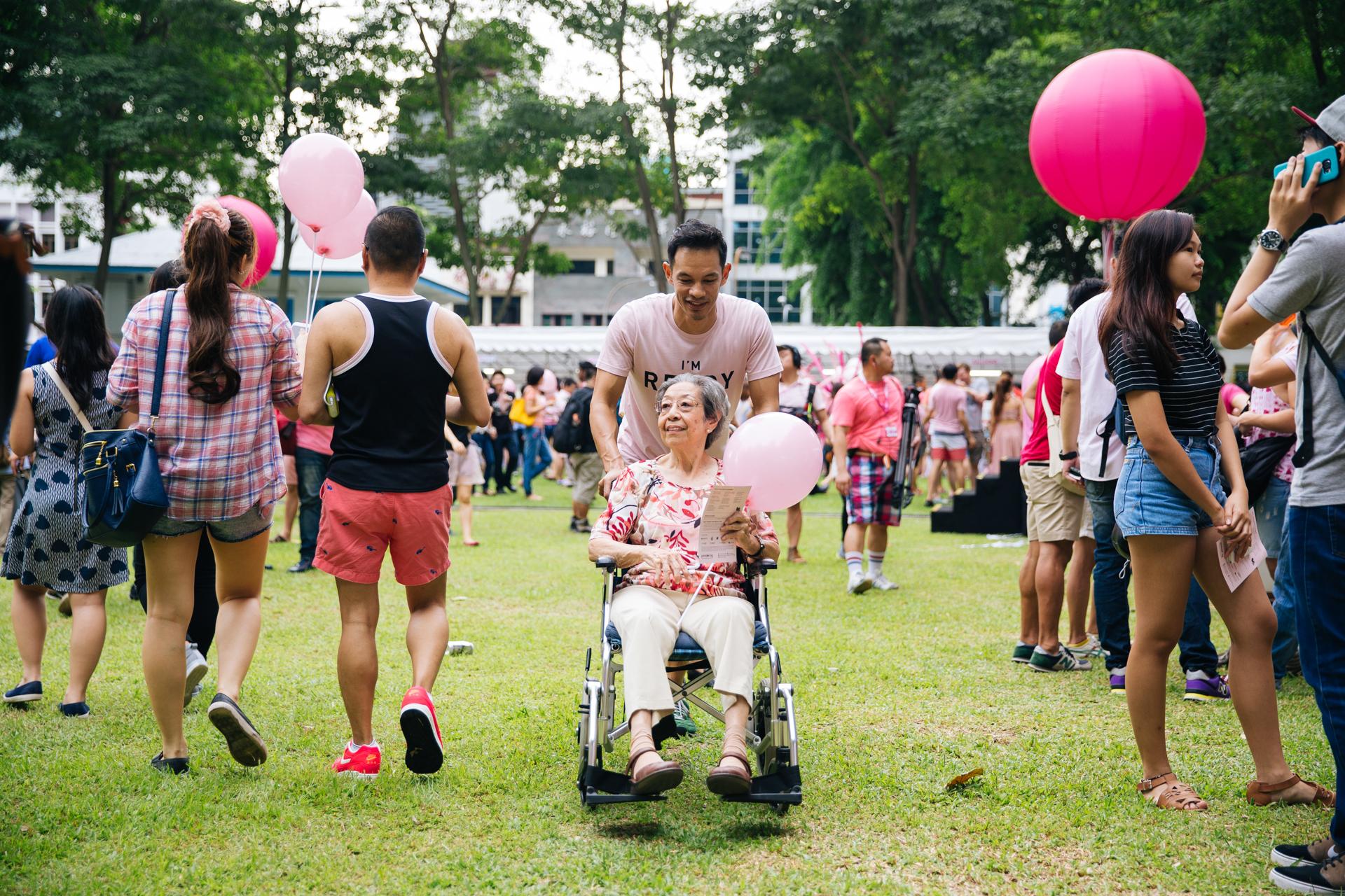 PinkDot Singapore 2015, Singapore (2015)