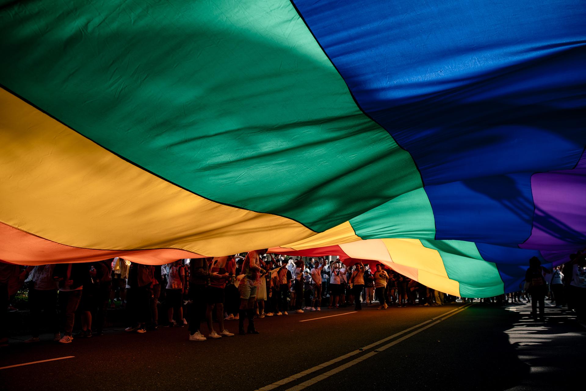 2018 Taiwan LGBT Pride, Taipei, Taiwan (2018)