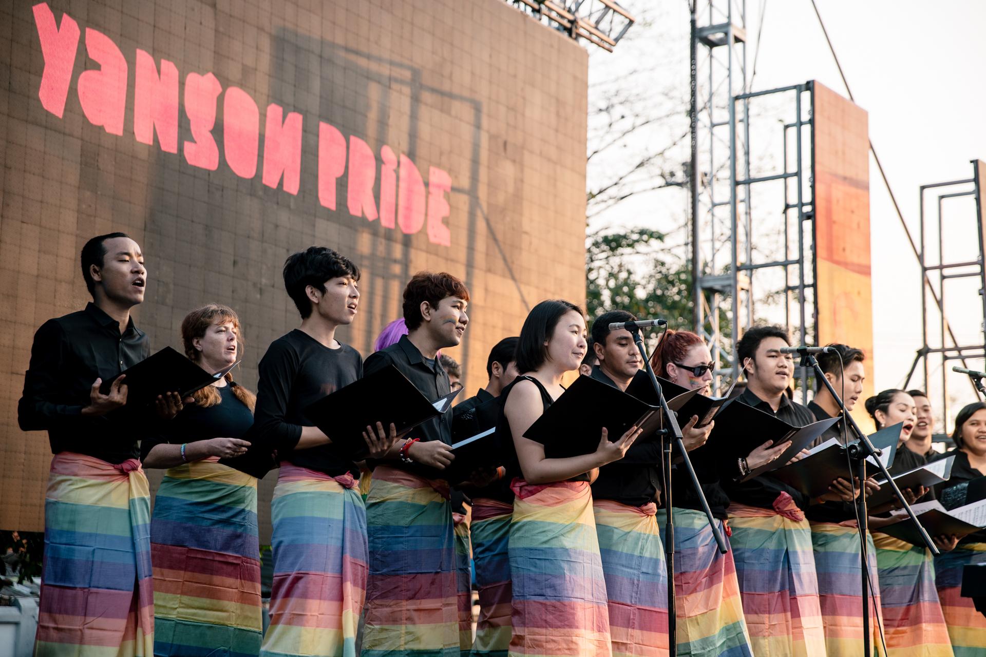 Yangon Pride 2019, Myanmar (2019)