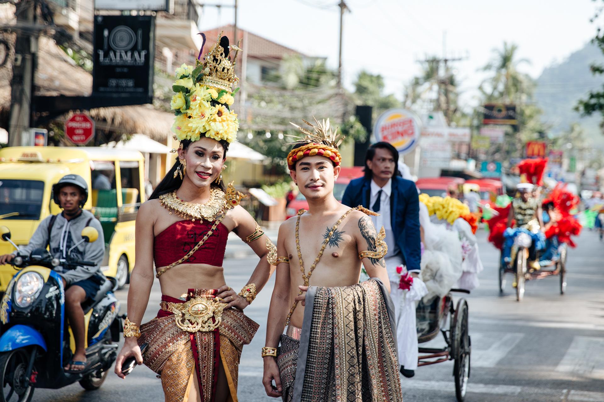 Phuket Pride 2016, Thailand (2016)